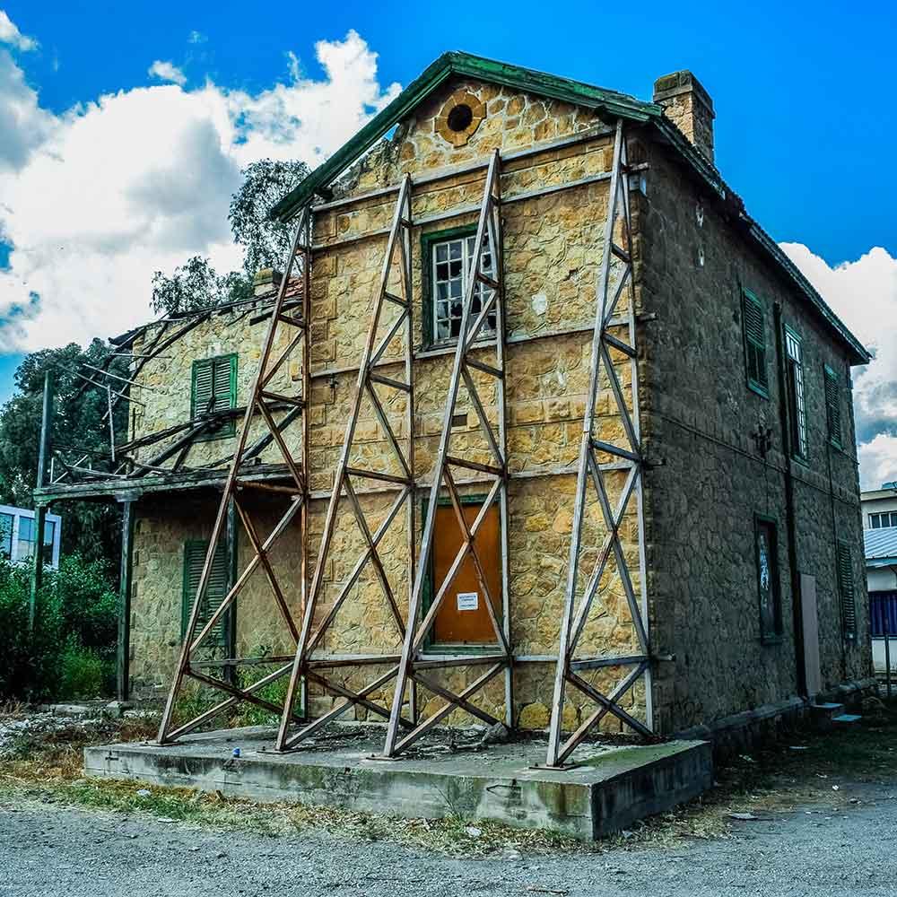 Bauschaden Immobilie Gutachter