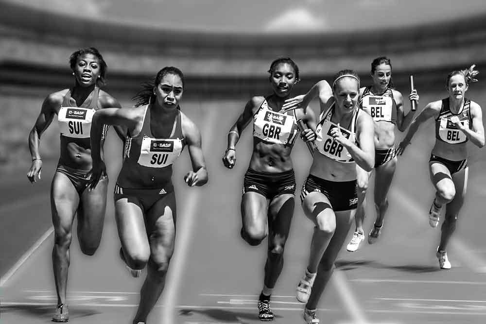 Leistungsdiagnostik Sportler