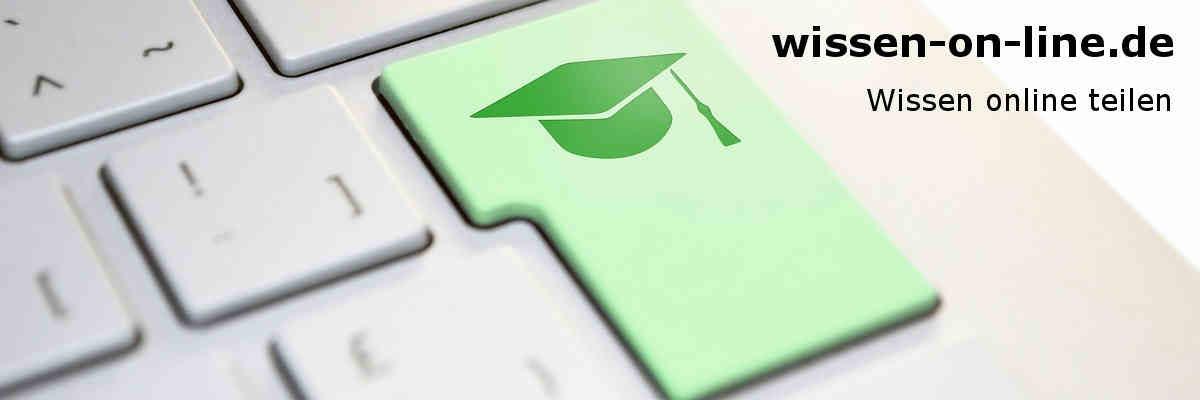 wissen-on-line.de - Wissen online teilen